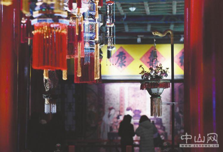 【笑话文章】今年春节来紫禁城过大年